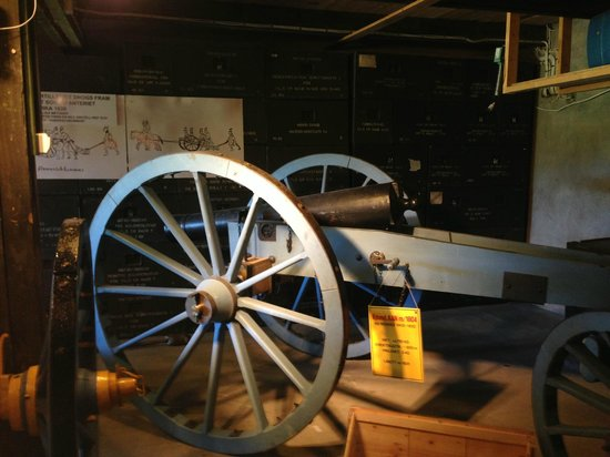 Swedish Artillery Museum: Old Cannon