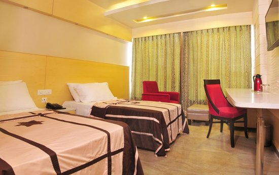 Hotel Krishna Plaza New Delhi: Deluxe Room