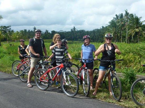 Celebrity Bike Tours