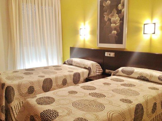 Hostal El Lechuguero : Habitación Doble Superior