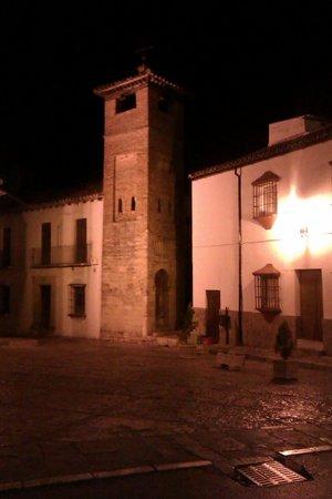 La Ciudad: Minarete de San Sebastián