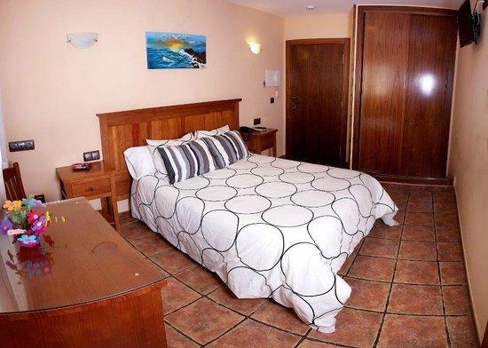 Hotel Medina de Toledo: Dormitorio