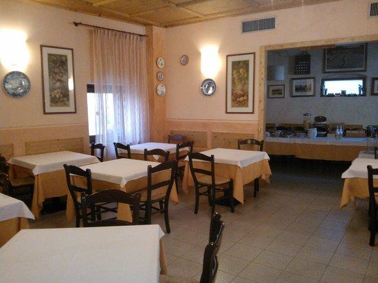 Hotel Antichi Cortili: Sala della colazione