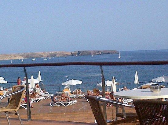 THe Mirador Papagayo : View from bar