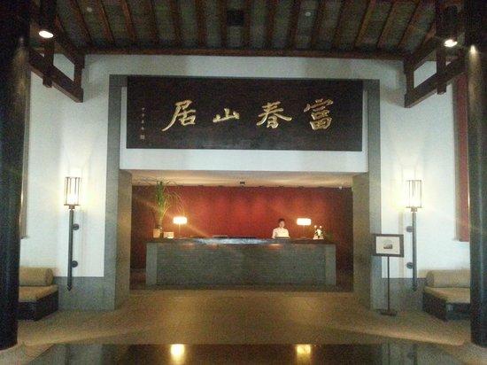 Fuchun Resort: reception