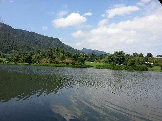 Fuchun Resort: lake view
