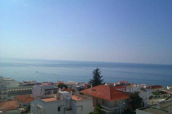 ดา เจล โฮเต็ล: Beautiful view from bedroom
