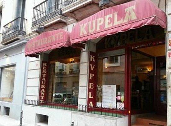 imagen Kupela en Madrid