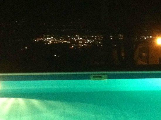 Hotel Colle della Trinita: piscina