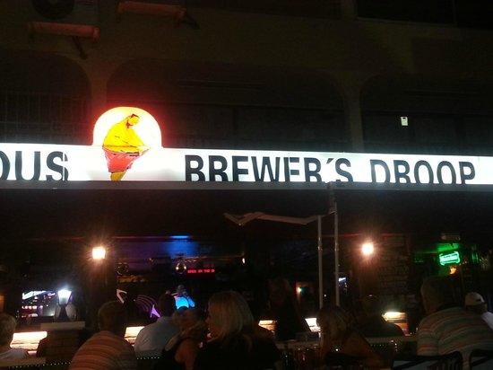 Brewers Droop Tenrife
