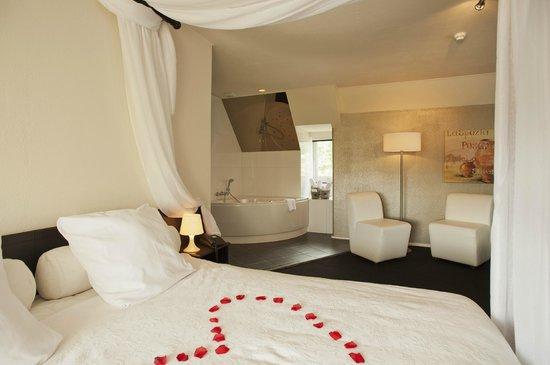 De Witte Holevoet : wedding suite