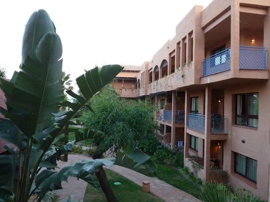 Apartamentos Pierre & Vacances Estepona: vue du balcon