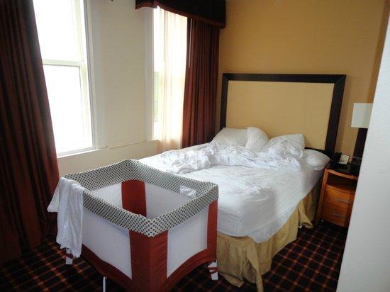 Residence Inn Atlanta Downtown: Спальня