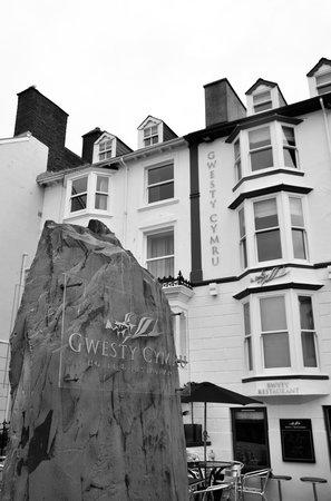 Gwesty Cymru: The hotel