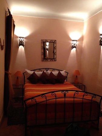 Riad Les Jardins Mandaline: Sasnou room