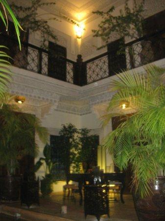 Riad Les Nuits de Marrakech : Fab decor