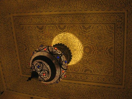Riad Les Nuits de Marrakech: amazing details