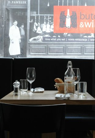 Photo of Steakhouse Butchery and Wine at 22 Zurawia Str, Warsaw, Poland