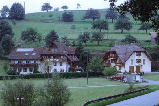 Landgasthof Adler Pelzmuhle: Stammhaus und Gästehaus