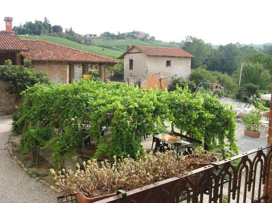 Agriturismo San Martino: panorama dalla camera