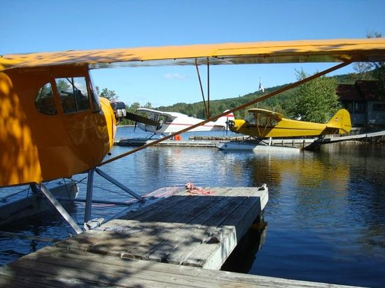 Gray Ghost Camps: Access by car, boat or plane.