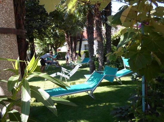 Garni Ischia: Il giardino