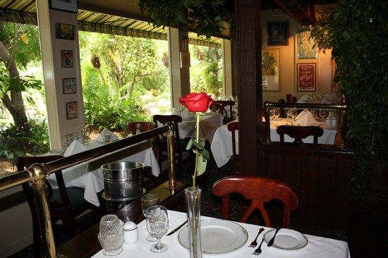 Euphemia Haye Restaurant : Euphemia Haye's charming atmosphere