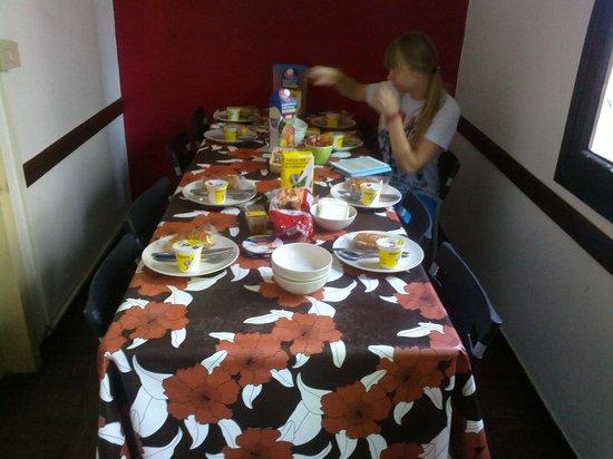 L'Imbarcadero: breakfast
