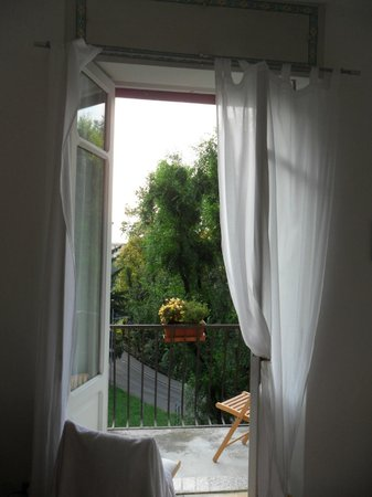 I Ghiri: View from our twin room
