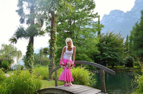 Du Lac et Du Parc Grand Resort: Park