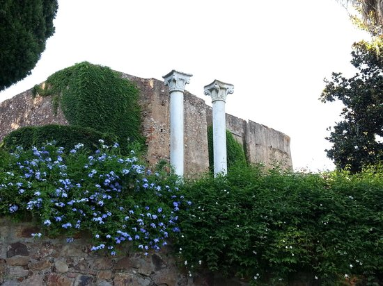 Gran Hotel Aqualange: Exterior terma romana