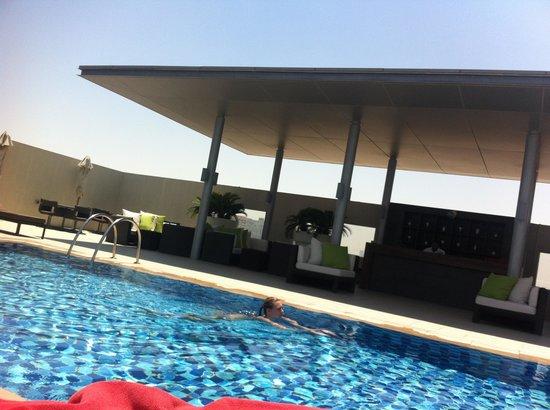 Centro Barsha: The pool
