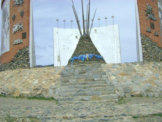 Erdene Zuu Monastery: Denkmal