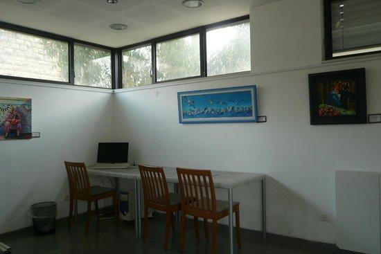 Beit Ben Yehuda: Seminar room