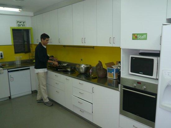 Beit Ben Yehuda: Dairy Kitchen