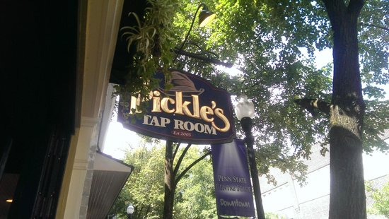 Bill Pickle S Tap Room State College Pa