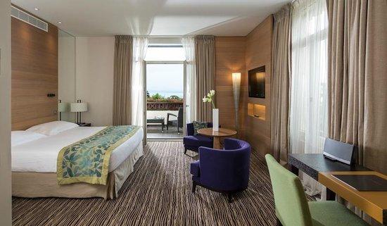 Hotel Ermitage - Evian Resort : Suite Vue Lac