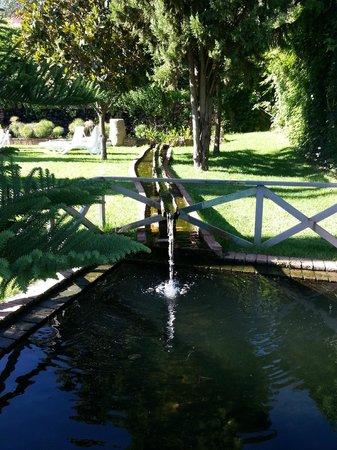 Gran Hotel Aqualange : Estanque del balneario
