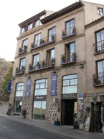 Hotel Abad Toledo: Fachada