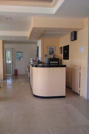 Simple Hotel Hersonissos Sun: Reception