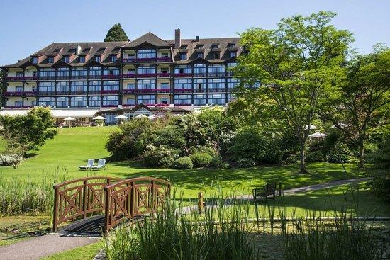 Hotel Ermitage - Evian Resort: L'Hôtel Ermitage