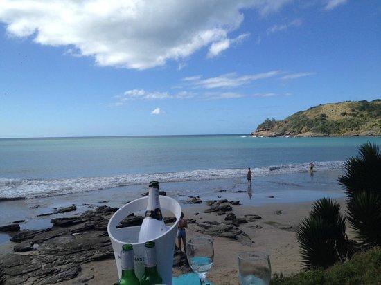 Rocka Beach Lounge & Restaurant: Vista