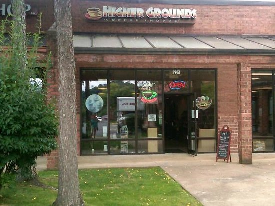 Higher Grounds Coffee Shoppe: Higher Grounds