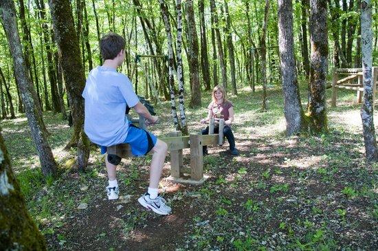 Les Gites De Carlux: Adventure playground