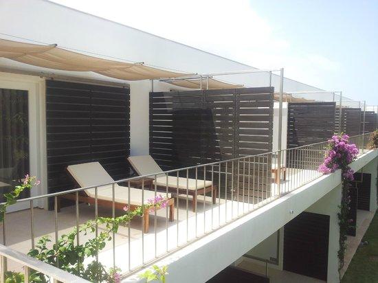 Hotel Dunas de Sal: Superior Room's Balcony
