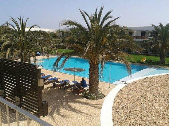 Hotel Dunas de Sal: Swimming Pool Area