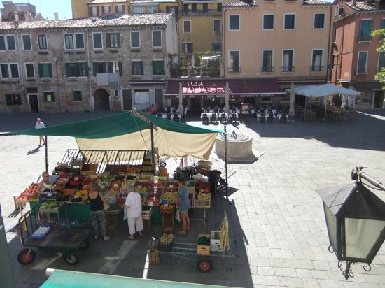 Margherita House Venice: View from our room