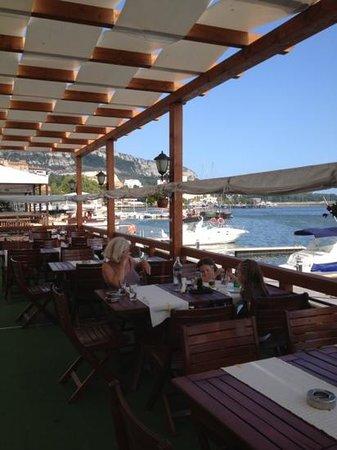 Restaurant Hemingway: Hemingway, Balchik, Bulgaria