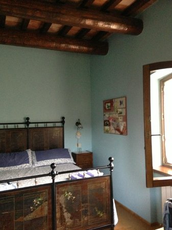 B&B Ca' la Cornacchia : our room