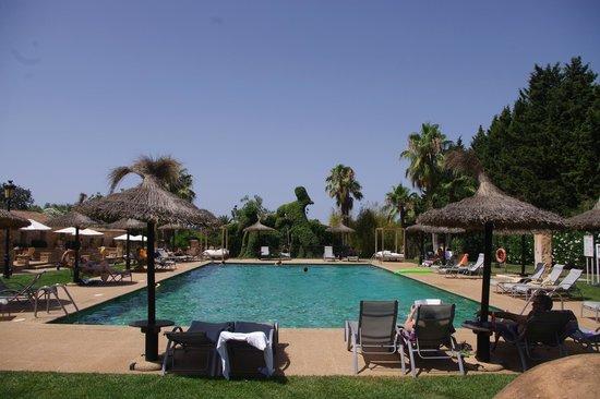 Hotel Rural Sa Bassa Rotja: Pool